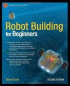 Robot Building for Beginners Cover