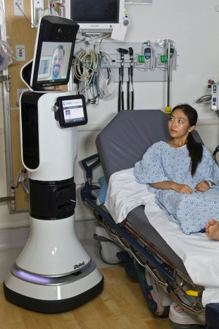 Robot-for-hospitals