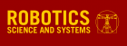 Robotics Science and Systems 2011