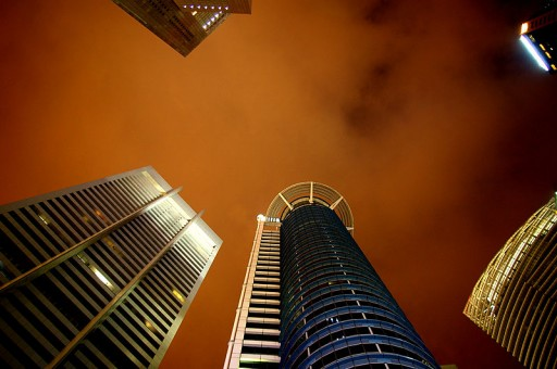 Singapore_skyscrapers