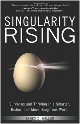 Singularity Rising: Surviving and Thriving in a Smarter ...