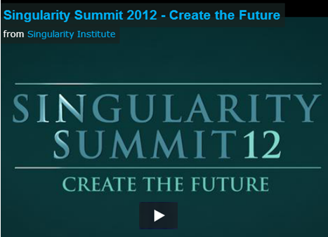 Singularity Summit promo video