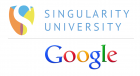 Singularity University and Google - logo