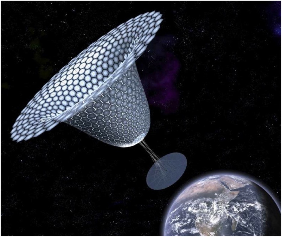 Proposed satellite would beam solar power to earth | KurzweilAI