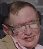 Stephen Hawking on Last Week Tonight with John Oliver (credit: HBO)