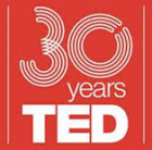 TED 30 years logo