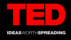 TED ideas worth spreading logo