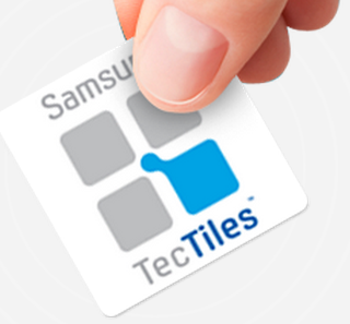 Samsung TecTiles: NFC stickers do cool stuff with your phone | Kurzweil