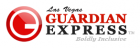 The Las Vegas Guardian Express logo