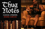 Thug Notes platform graphic