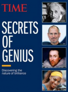 Time Secrets of Genius cover