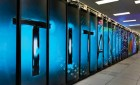 Titan supercomputer (credit: ORNL)