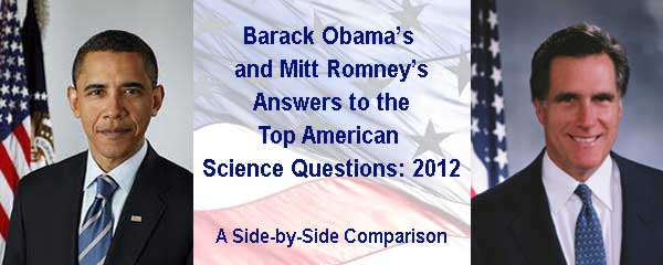 TopScienceQuestionsAnswers2012