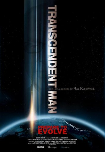 Transcendent Man poster earth