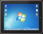 Windows on an iPad? Believe it. (Credit: Onlive)