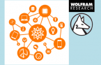 Wolfram Language graphic in orange
