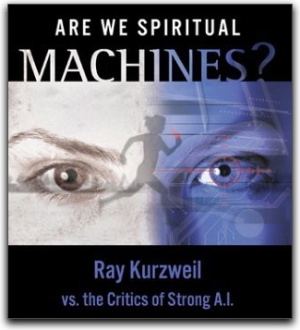 are we spirital machines