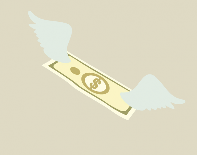 art - wings money - no. 2