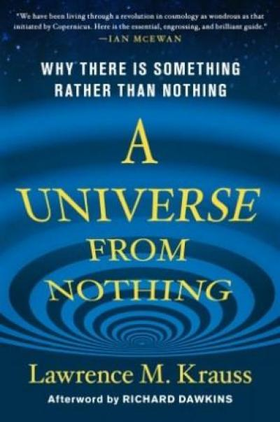 lawrence krauss book a universe from nothing pdf