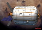Space habitat photo: Bigelow Aerospace