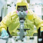 biotech in yellow gear