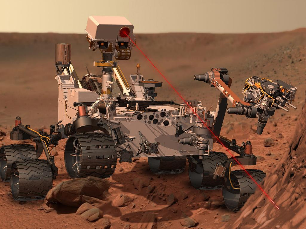 NASA's Curiosity rover to search for life on Mars | Kurzweil