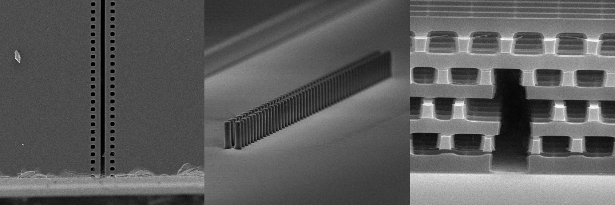 Physicists plan a miniaturized particle accelerator