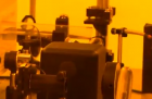 Femtosecond laser (credit: University of Tennessee Space Institute)