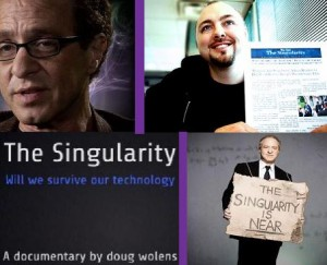Four Singularity movies