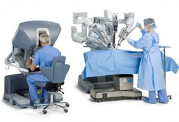 Try out the DaVinci Surgical Robotic System