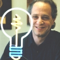 Ray Kurzweil with the National Brain Tumor Foundation, Calvin H.P. Pava Prize, 1994