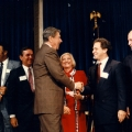 for Entrepreneurial Excellence from President Reagan