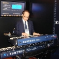 Ray Kurzweil at NAMM, 2009