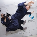 Ray Kurzweil - Zero G Flight, 2008