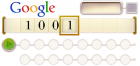 Google recognizes Alan Turing's 100th birthday: June 23, 2012