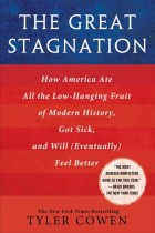 The Great Stagnation book cover