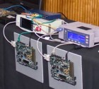 Oxyimeters control an IV drug device (not shown) (CIMIT)