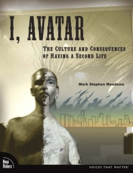 I, Avatar book cover
