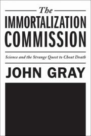 Immortalization Commission book Cover