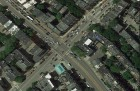 Intersection congestion (credit: Google Earth)