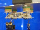 intra-abdominal robot on steel plate-1