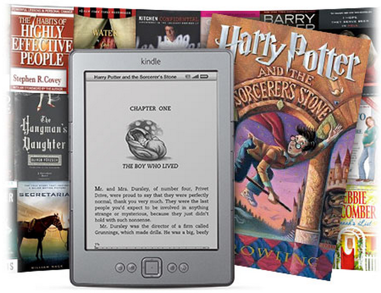 Kindle book sales surpass print on Amazon UK | KurzweilAI