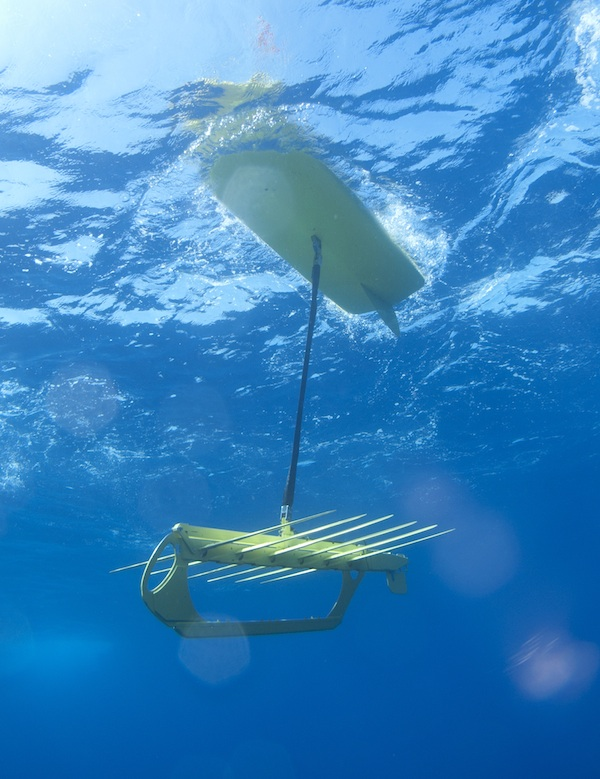 Liquid Robotics Wave Gliders Begin Historic Swim Across