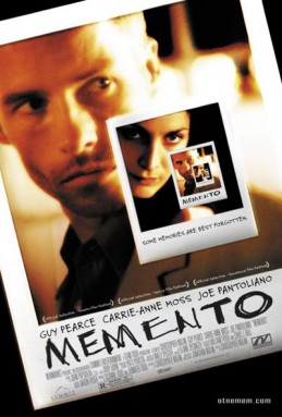 In the film Memento, a man cannot store new explicit memories -- like most AI software, says