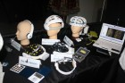Mindo headsets at NeuroGaming 2013 (credit: Mindo)
