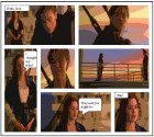 "A comic page generated from a movie clip of ""Titanic"" (credit: Wang, et al./IEEE"