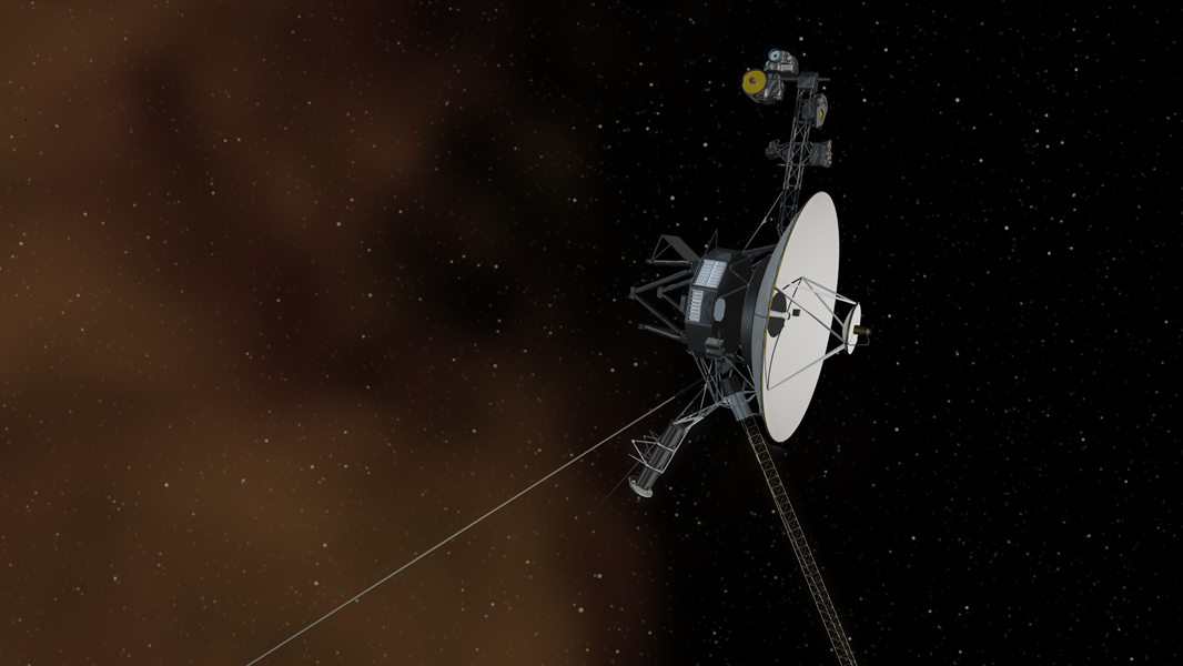 Voyager 1 embarks on historic journey into interstellar space | Kurzweil