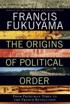 The Origins of Political Order book cover
