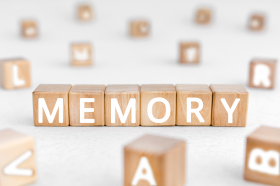 photo - scrabble + MEMORY - no. 1