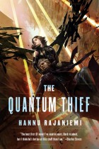 The Quantum Thief book cover